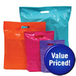 Value Priced Poly Boutique Bags