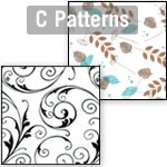 Cellophane Rolls - C Patterns - 40