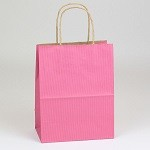 Colored Paper Shopping Bags- Chimp Size