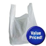Value Priced T-Shirt Bag - 11