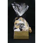 Cellophane Basket Bags - Clear - 16