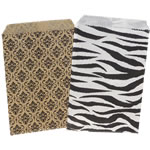 Patterned Paper Accessory Bags
