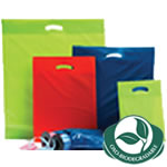 Oxo Biodegradable Poly Boutique Bags