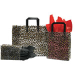 Leopard Frosted Shoppers