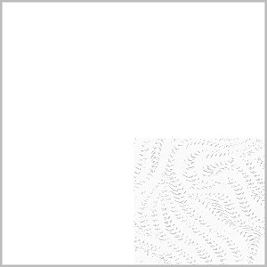 "24""x200ft Roll - 0200 White Grain Gift Wrap"