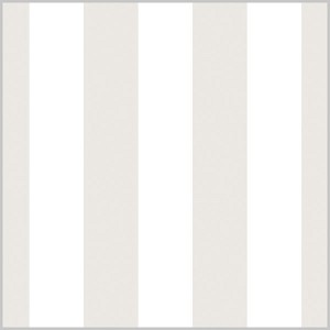 "24""x200ft Roll - 3010 White Stripe Gift Wrap"