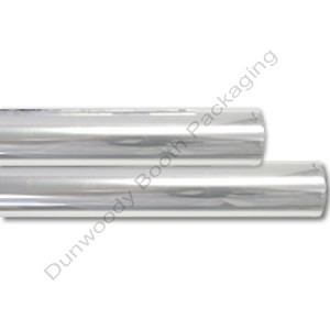 "Clear Cellophane Rolls - 30"" x 500 ft."