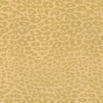 "24""x833ft Roll - 5491 Gold Cheetah Gift Wrap"