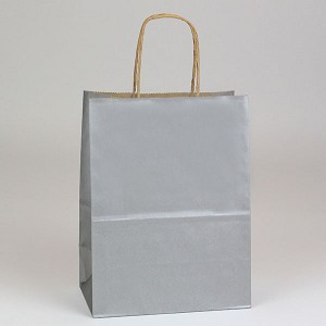 Precious Metals Paper Shopping Bag- Jaguar Size