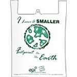 Biodegradable T-Shirt Bags - 9