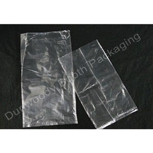 "Clear Poly Bags - 10""x15"""