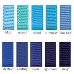 Grosgrain Ribbon - 1-1/2in. x 50 yds. - Shades of Blue
