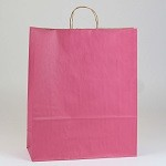 Colored Paper Shopping Bags- Zebra Size